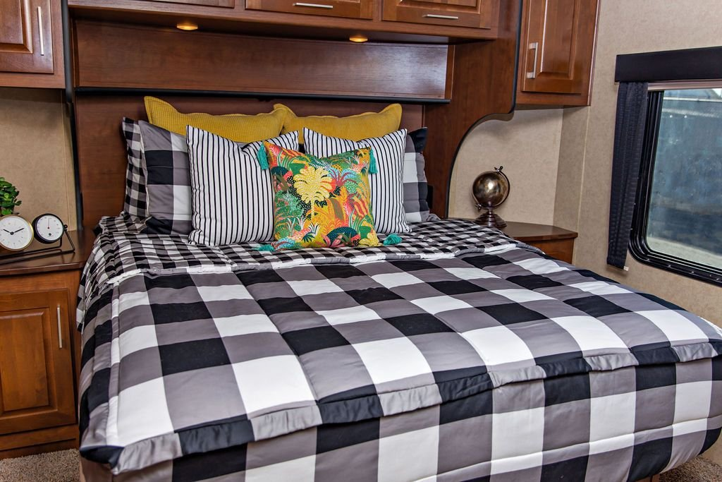 Beddy's Beds work excellently as an RV bedding choice.