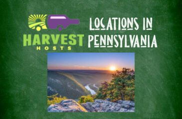 Harvest Hosts Locations in Pennsylvania