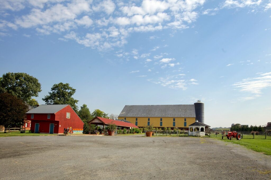 The Country Barn and Market is one of our awesome locations.