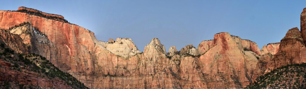 Zion National Parks is one of the most incredible places to visit .