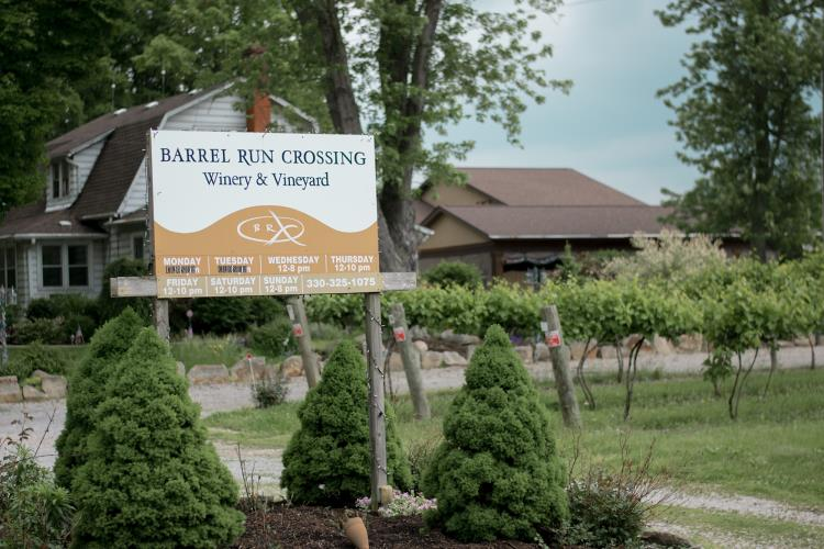 Barrel Run Crossing Winery & Vineyard is one of our awesome Harvest Hosts locations in Northeast Ohio.