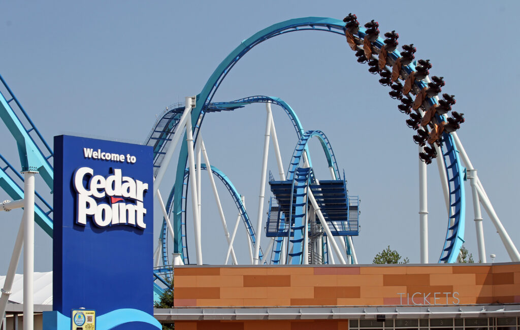 Cedar Point is an awesome attraction in Northeastern Ohio.