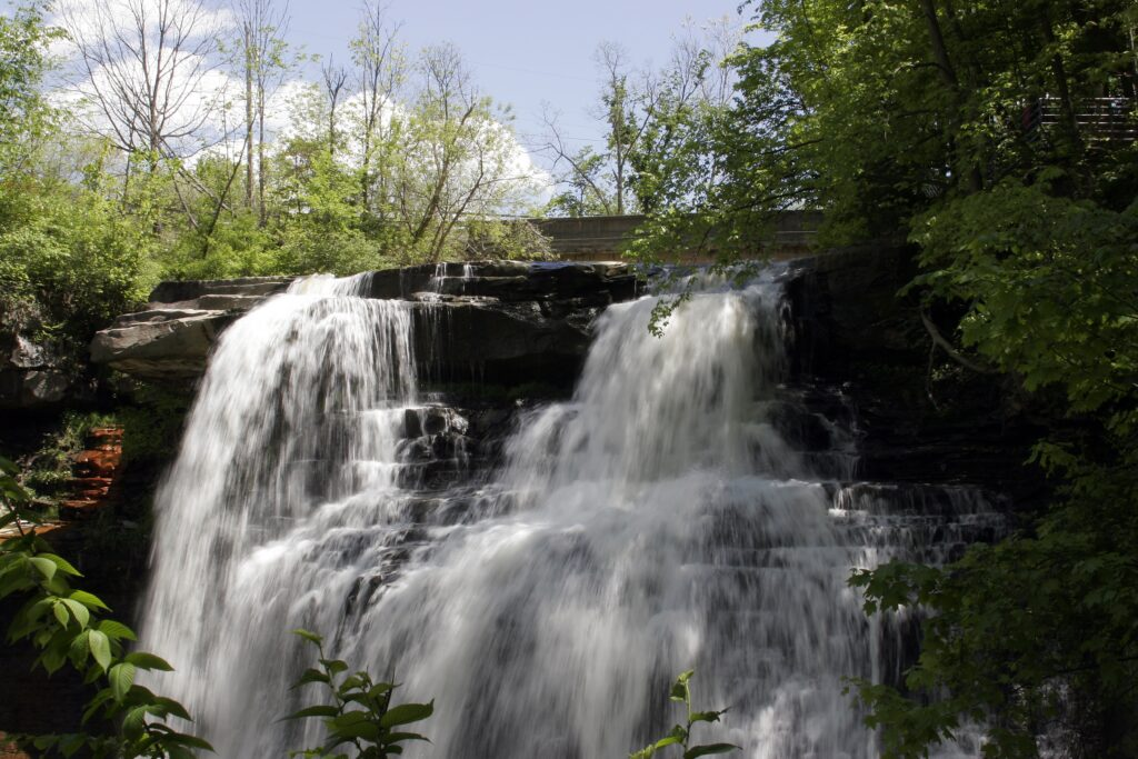 Cuyahoga Valley National Park is an awesome attraction in Northeastern Ohio.