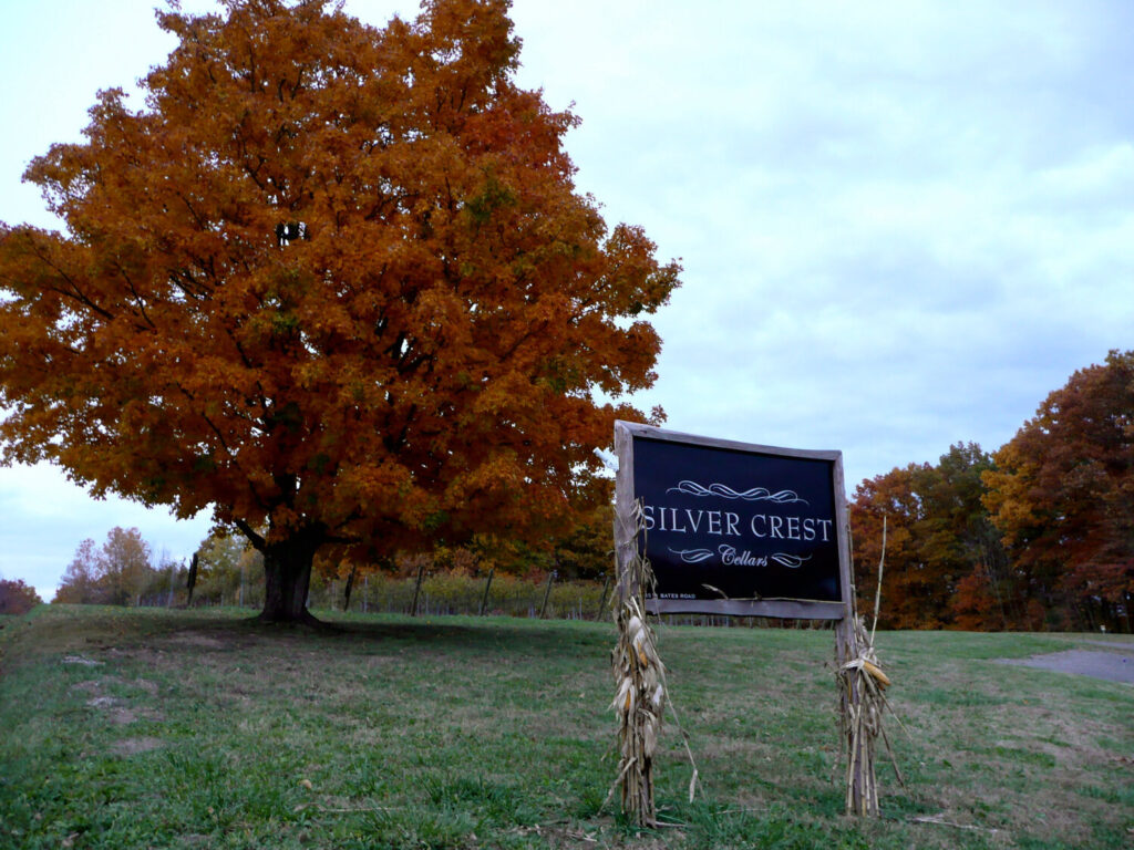 Silver Crest Cellars is one of our awesome Harvest Hosts locations in Northeast Ohio.