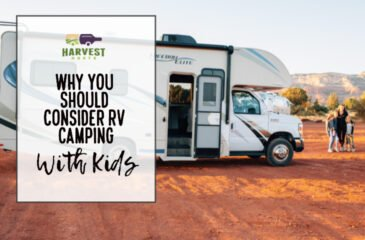 Why You Should Consider RV Camping with Kids