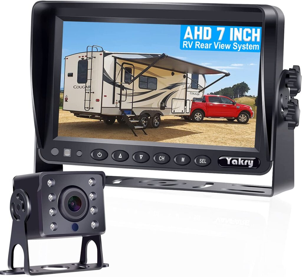 Yakry wired is a great for your RV.