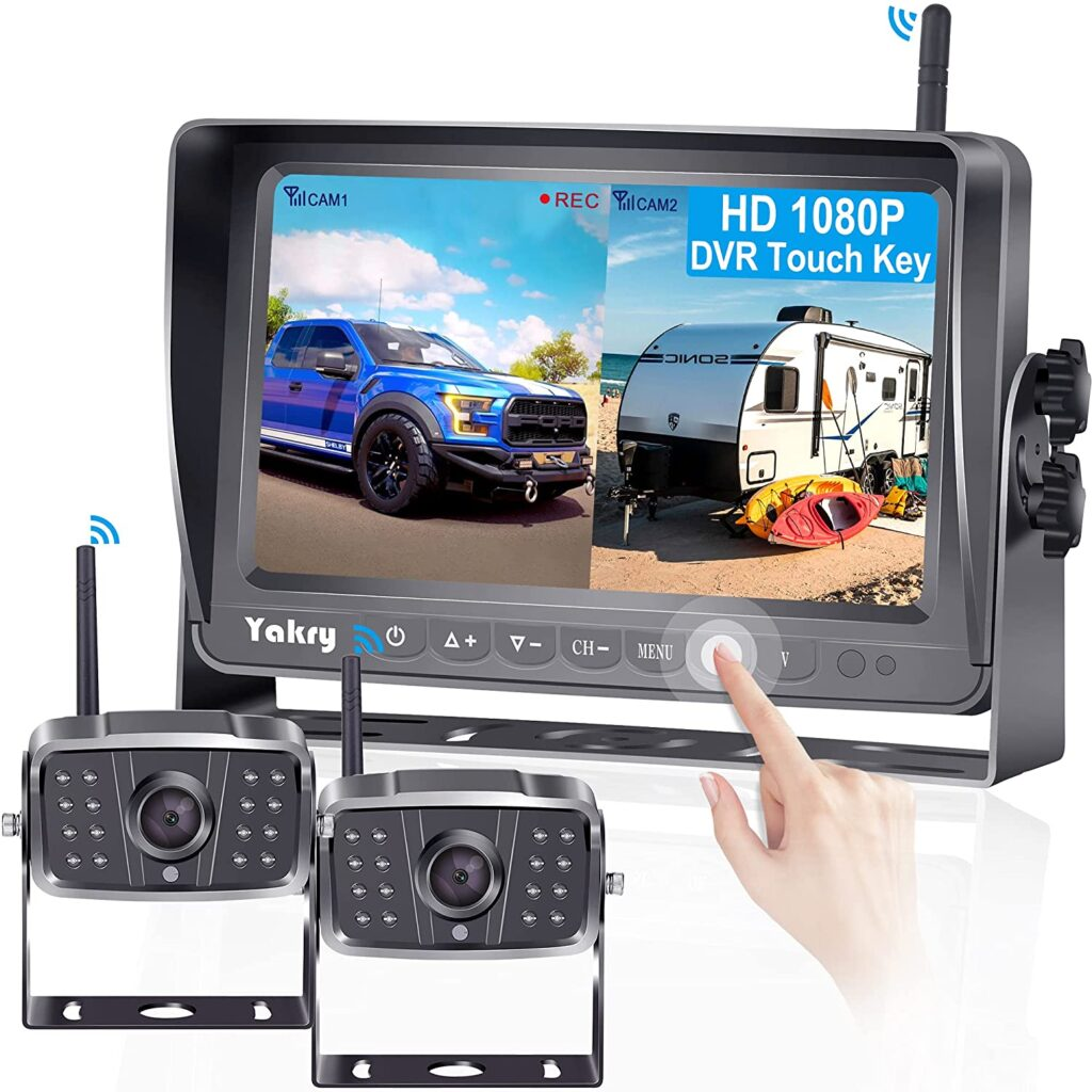 Yakry wireless is a great option for your RV.