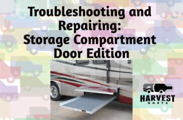 Troubleshooting and Repairing: Storage Compartment Door Edition