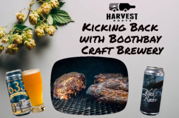 Kicking Back with Boothbay Craft Brewery