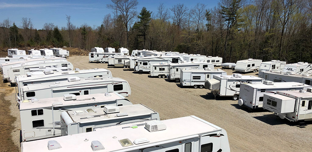 Buying a used RV can be a stressful experience at times.