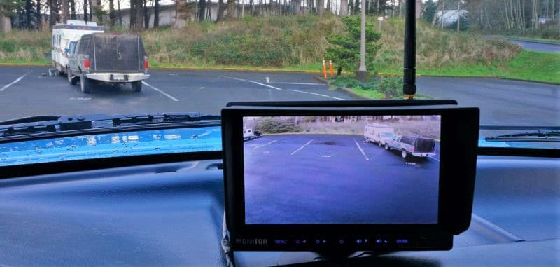 Choosing a backup camera for your RV is a really big deal.