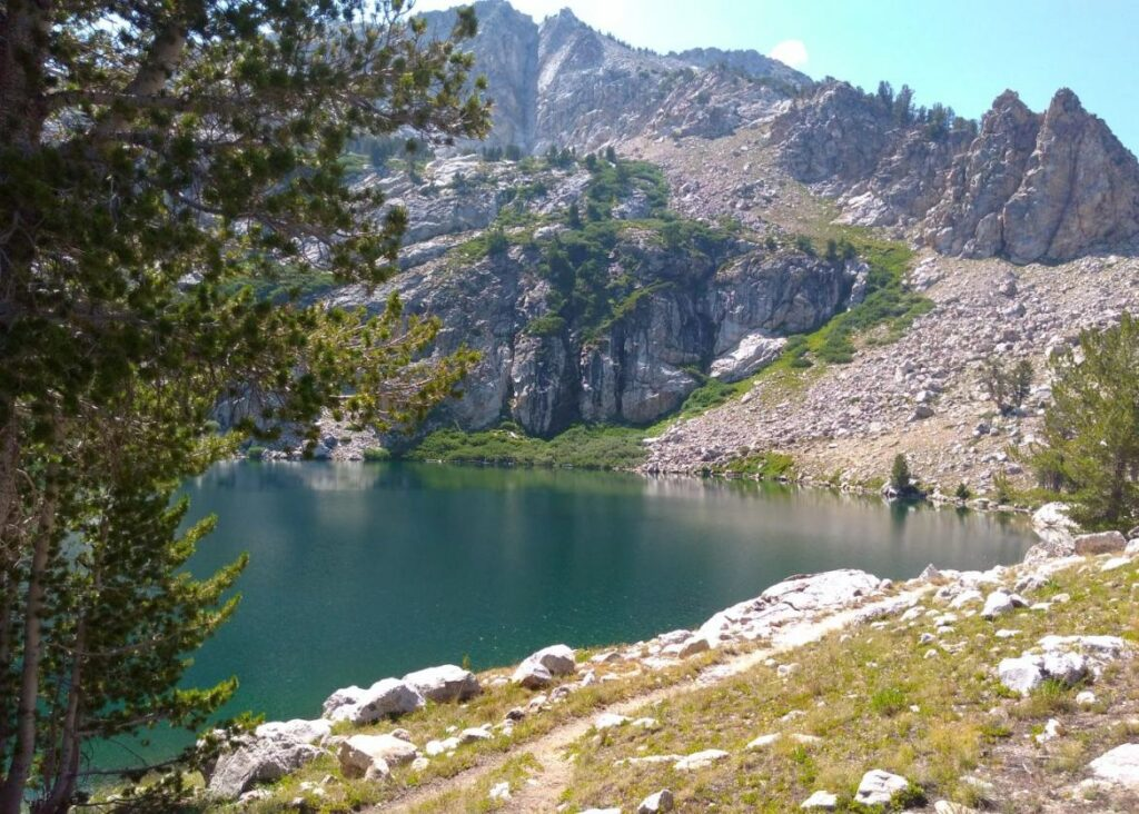 The Ruby Mountains are a spectacular stop in Northern Nevada.