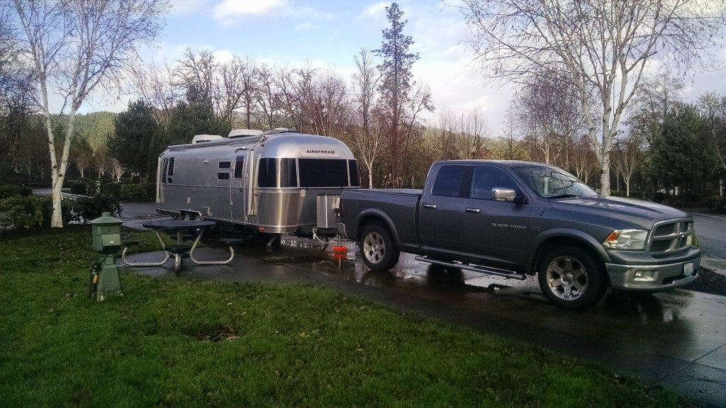When driving your trailer for the first time, it's important to practice and have a plan in place.