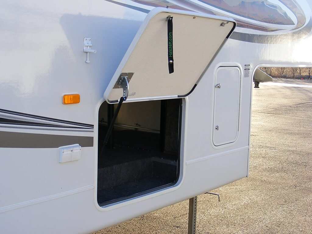 If your compartment doors are sagging, it's time to replace your springs or liftgates.