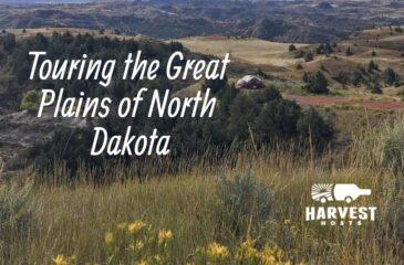 Touring the Great Plains of North Dakota