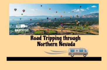 Road Tripping through Northern Nevada