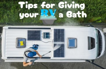 How to Give your RV a Bath