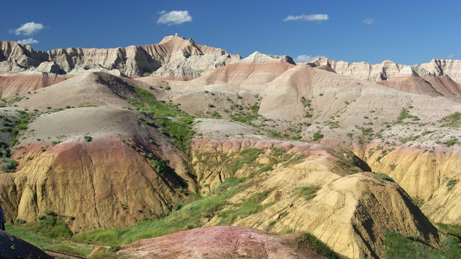 Badlands National Park is an incredible stopping point on any Black Hills road trip.