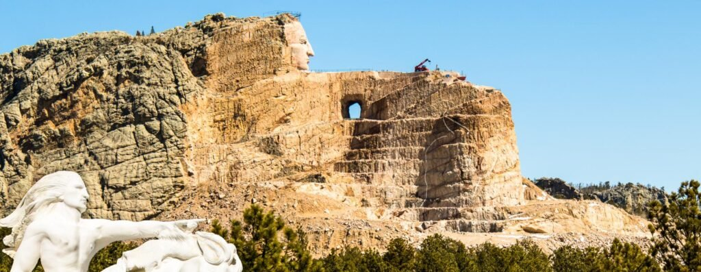 Crazy Horse Memorial is an incredible stopping point on any Black Hills road trip.
