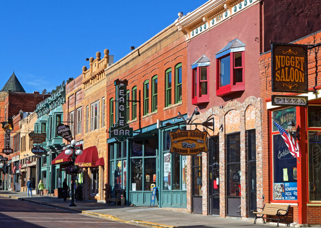 Deadwood is an incredible stopping point on any Black Hills road trip.