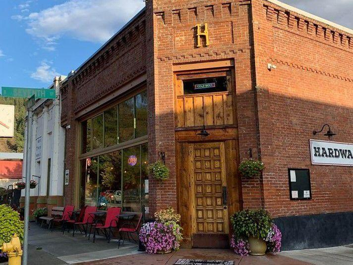 Hardware Brewing Co. is a stunning Harvest Hosts location on the Idaho Panhandle.