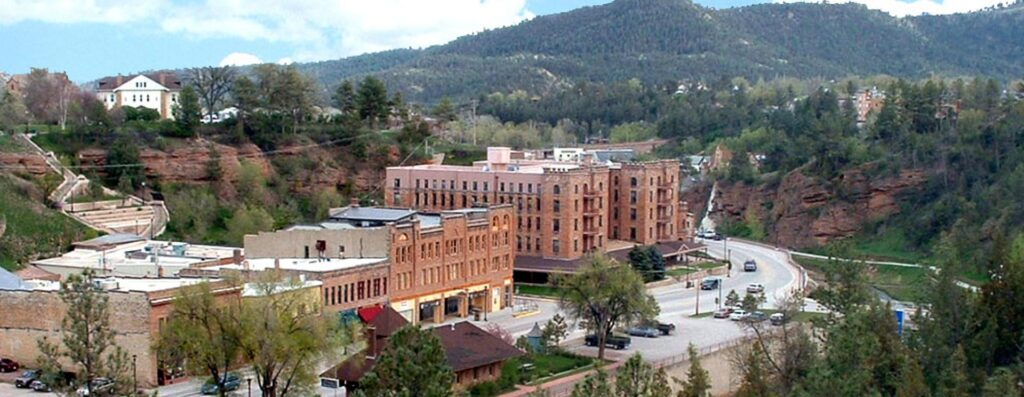 Hot Springs is an incredible stopping point on any Black Hills road trip.