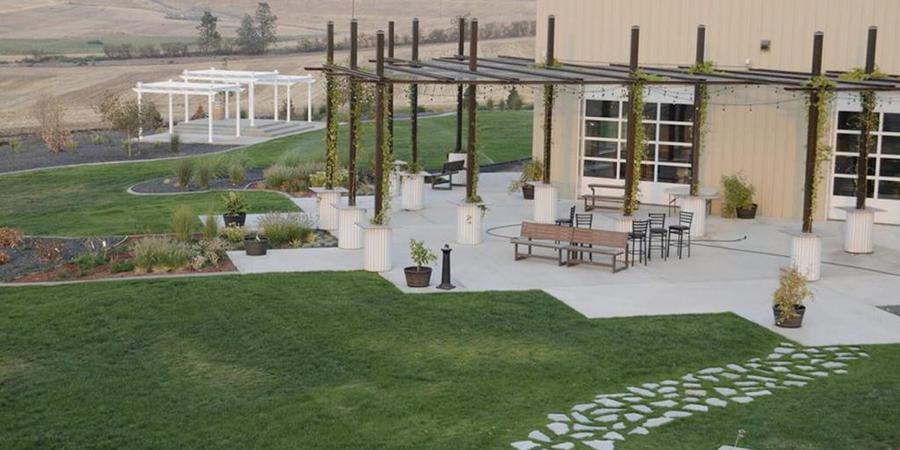 Lindsay Creek Vineyards is a stunning Harvest Hosts location on the Idaho Panhandle.