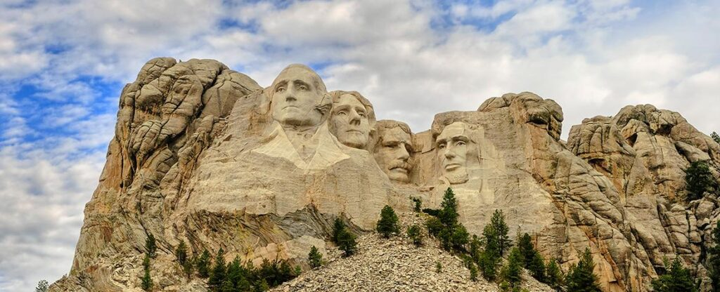 Mount Rushmore is an incredible stopping point on any Black Hills road trip.