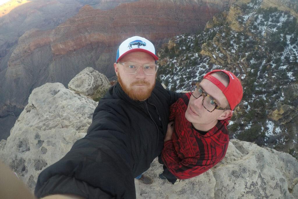 Parklandia follows Matt and Brad on their adventures across the country.