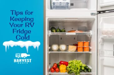 Tips for Keeping your RV Fridge Cold