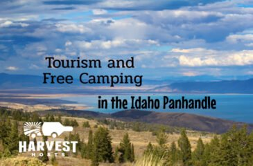 Tourism and Free Camping in the Idaho Panhandle