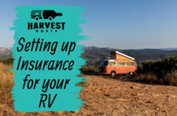 Setting up Insurance for your RV