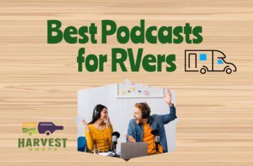 Best Podcasts for RVers