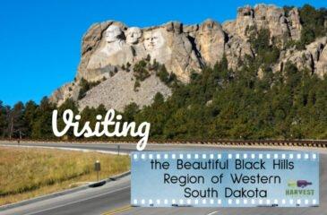 Visiting the Black Hills Region of Western South Dakota