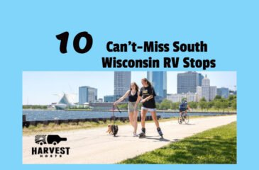 10 Can't-Miss South Wisconsin RV Stops