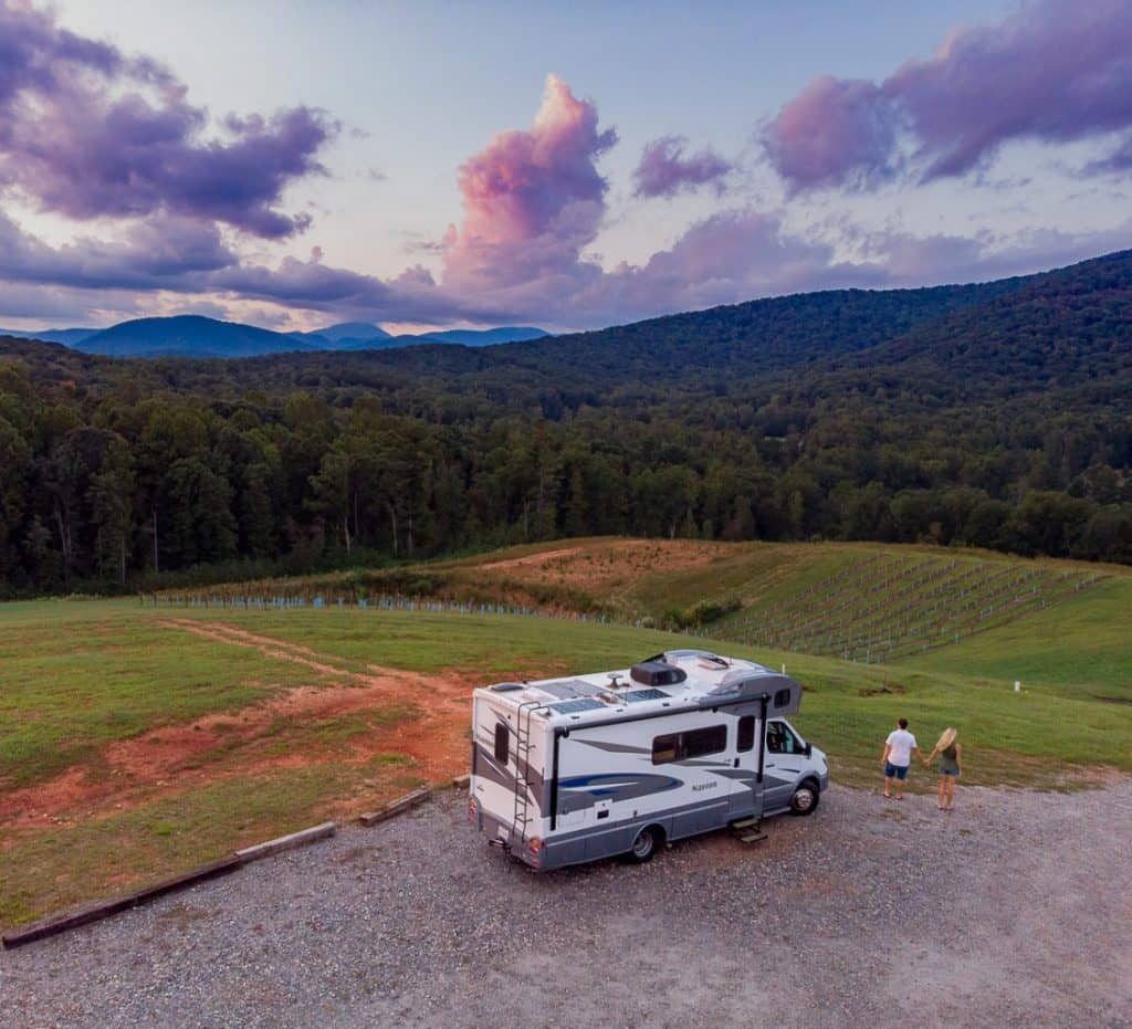 Harvest Hosts is a unique program that connects campers with opportunities for unique overnight camping.