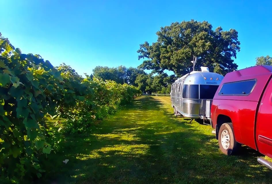 This is a unique program that connects campers with opportunities for unique overnight camping.