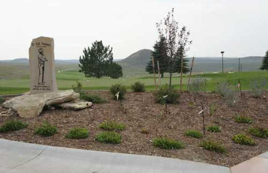 Bell Nob Golf Course is an awesome Harvest Hosts location in Northern Wyoming.