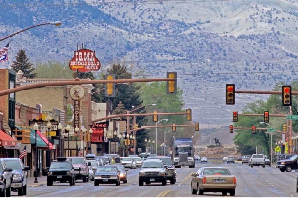 Cody, Wyoming is an incredible place in Northern Wyoming.