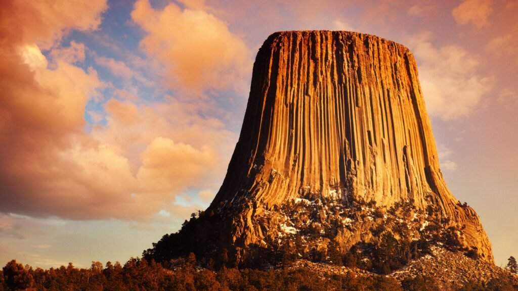 Devils Tower is an incredible place in Northern Wyoming.