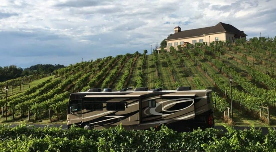 Visiting a Harvest Hosts location is one of the best ways to have fun while traveling in an RV.