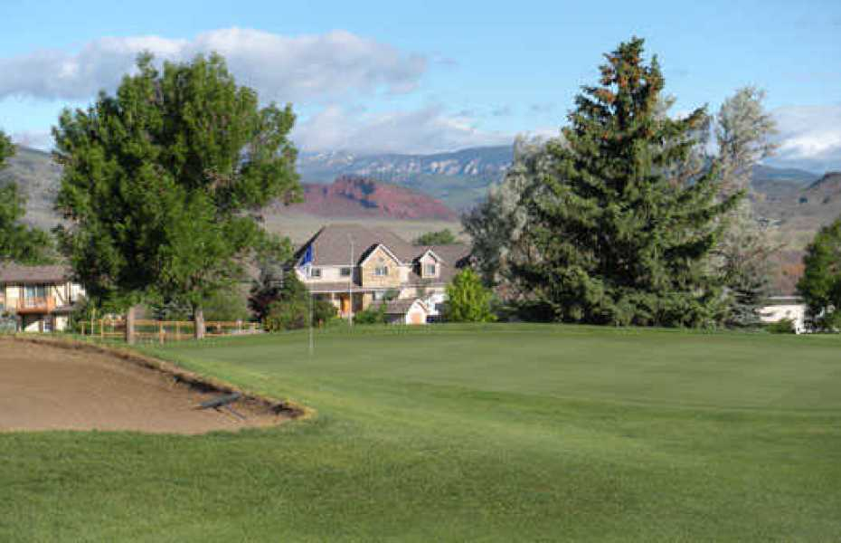 Olive Glenn Golf and Country Club is an awesome Harvest Hosts location in Northern Wyoming.