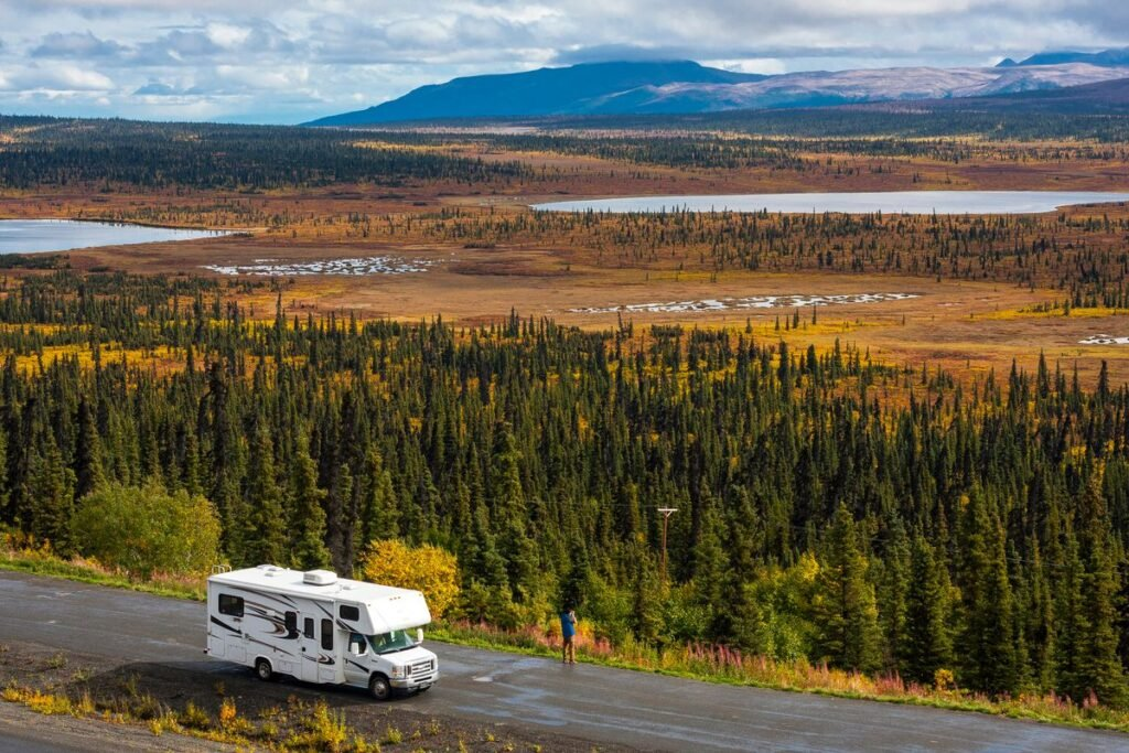 Road tripping is one of the best ways to enjoy traveling in an RV.