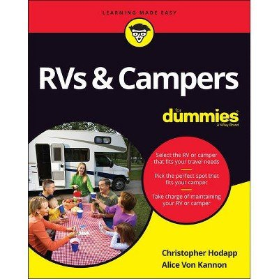 These books are great for RVers both young and old, new and seasoned.