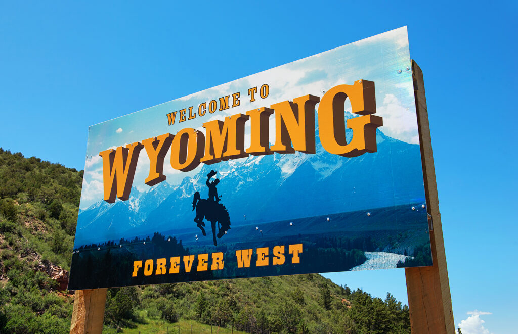 Northern Wyoming is a great destination for an outdoor lover's road trip.