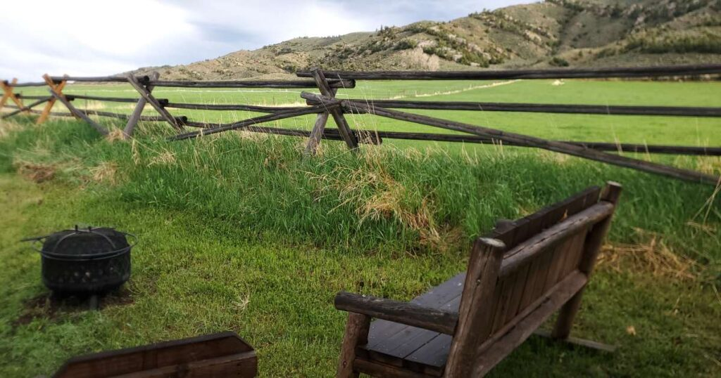 SonRise Grass Creek Guest Ranch is an awesome Harvest Hosts location in the American West.