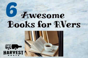 6 Awesome Books for RVers