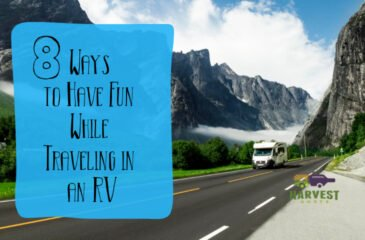8 Ways to Have Fun While Traveling in an RV