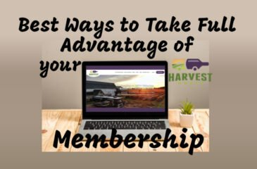 Best Ways to Take Full Advantage of your Harvest Hosts Membership