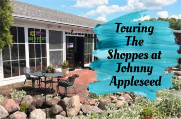 Touring The Shoppes at Johnny Appleseed